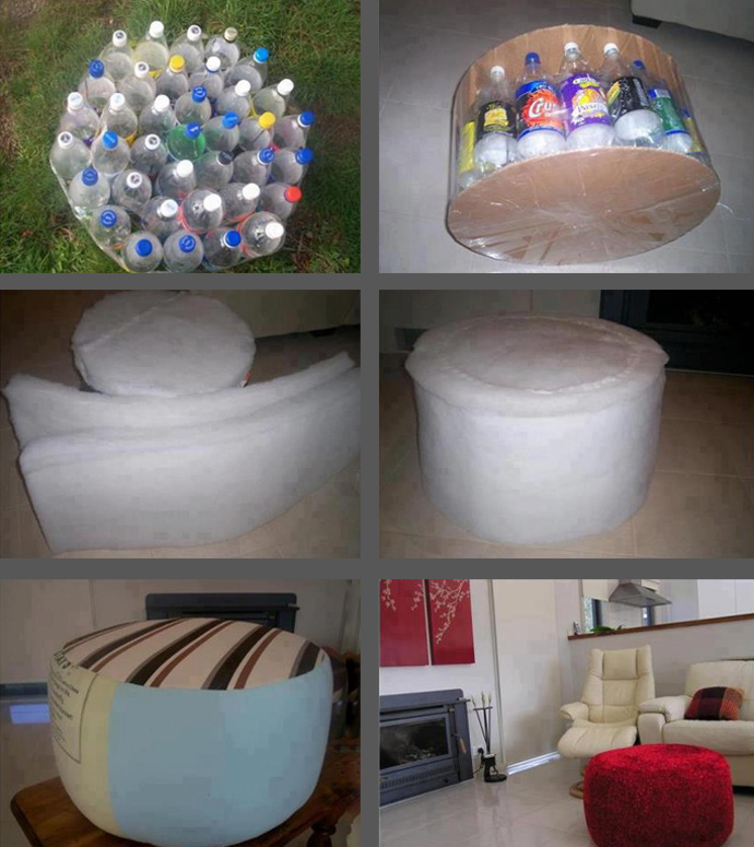 Ce poti face cu o sticla acasa