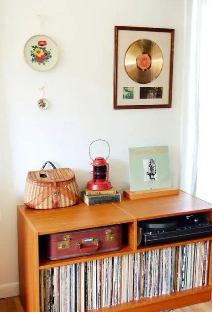 decorarea casei in stil vintage Vintage style decor ideas 11