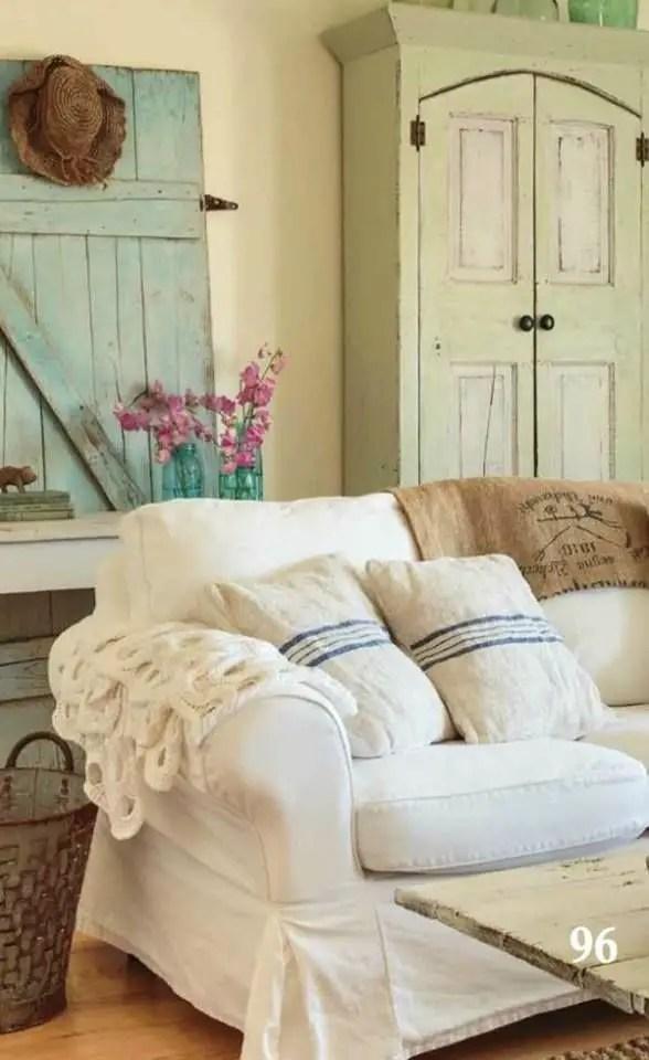 decorarea casei in stil vintage Vintage style decor ideas 17