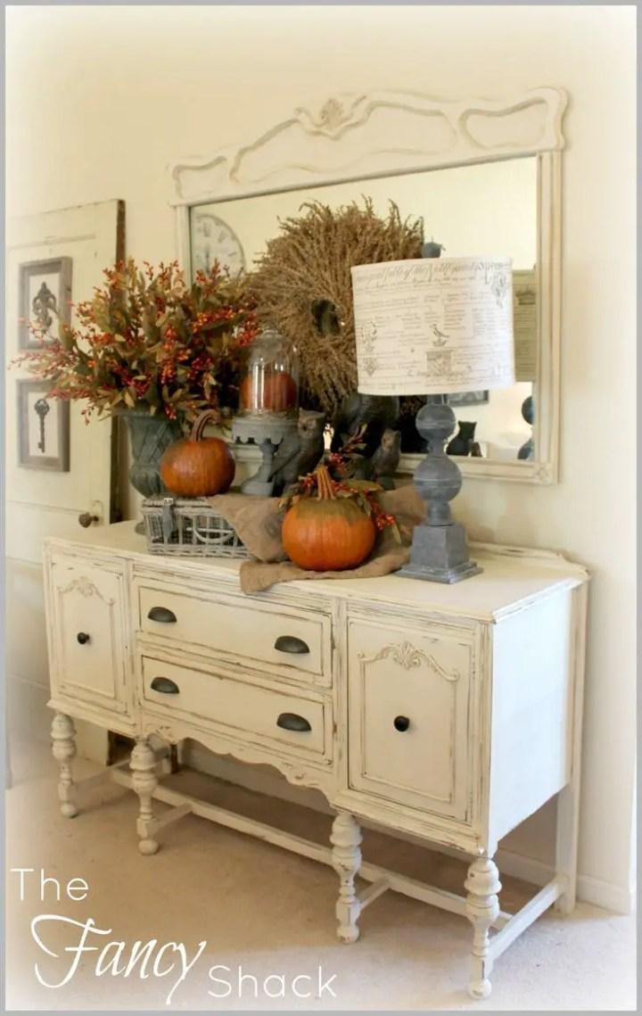 decorarea casei in stil vintage Vintage style decor ideas 6