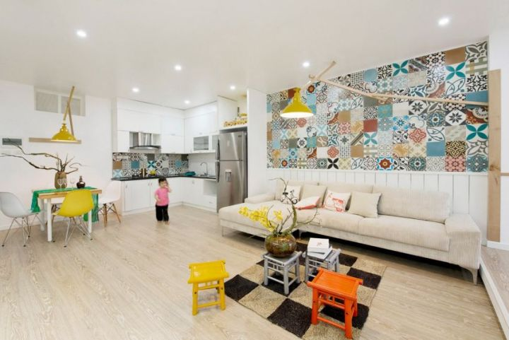 galbenul in design interior yellow accents in interior design 6