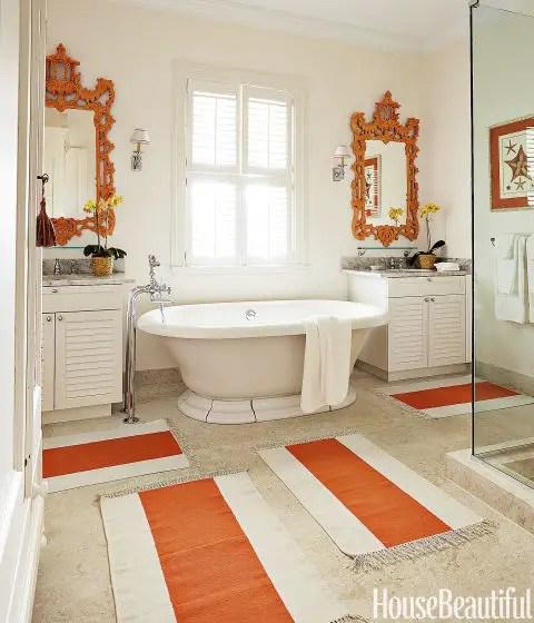 idei pentru amenajarea baii Bathroom decor ideas 11