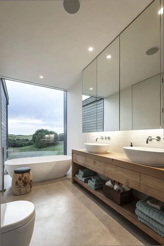idei pentru amenajarea baii Bathroom decor ideas 13
