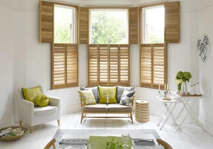 Obloane din lemn pentru ferestre acasa
