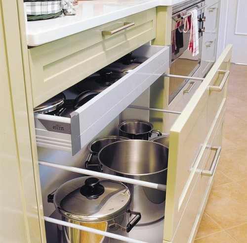 sertare practice de bucatarie Practical kitchen drawers 15