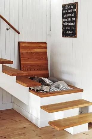 utilizarea spatiului de sub scari under stairs storage ideas 13