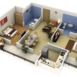 Transformarea unui apartament din 2 in 3 camere