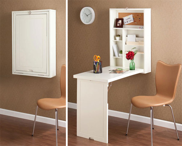 amenajarea unei case mici Small homes space saving tips 10