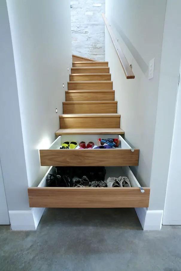 amenajarea unei case mici Small homes space saving tips 4