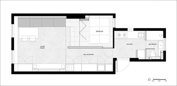 apartament mic small apartment 8