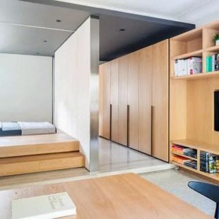 Apartament mic si spatios