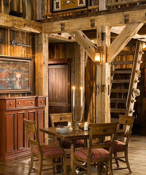 case din lemn refolosit Salvaged wood houses 6
