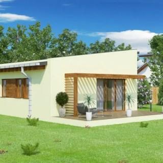Case mici cu un dormitor pentru tineri