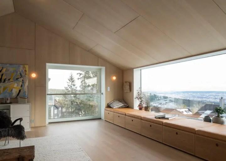 case norvegiene din lemn norwegian wood houses 11