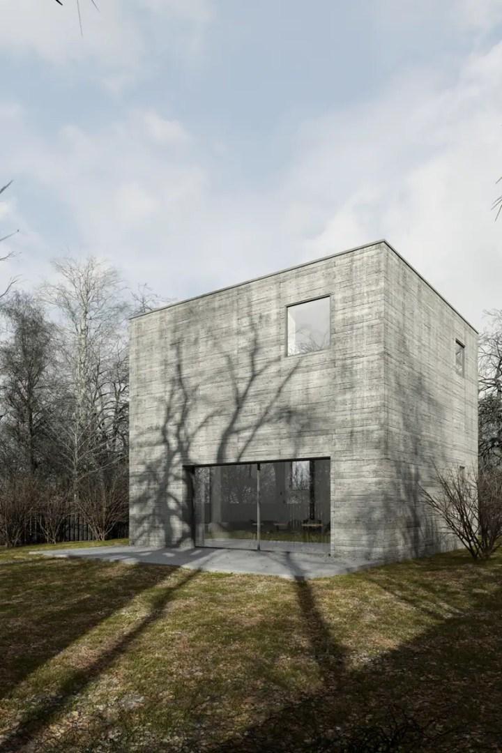 case prefabricate din beton precast concrete houses 13