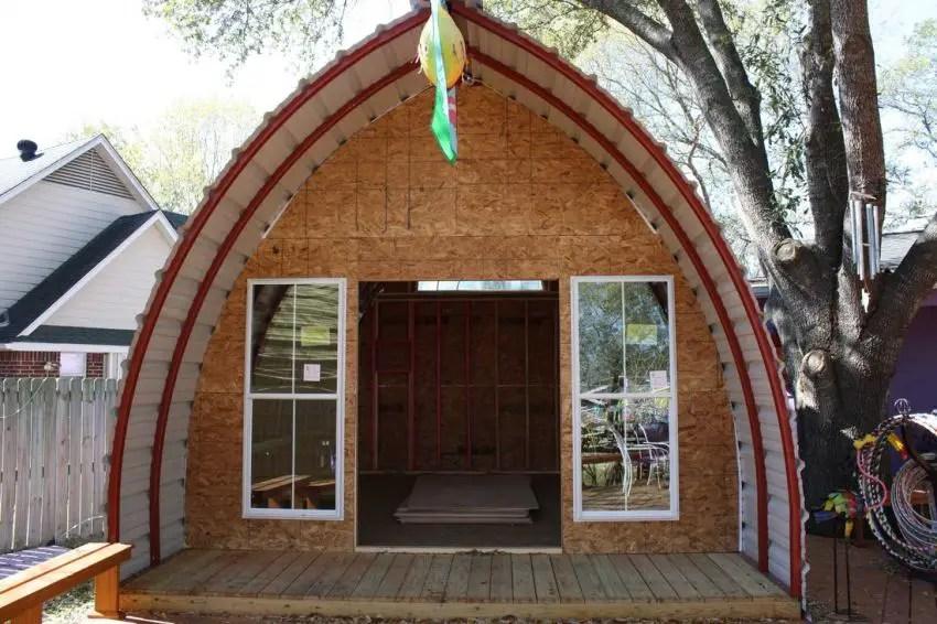 casutele arcuite arched cabins 3