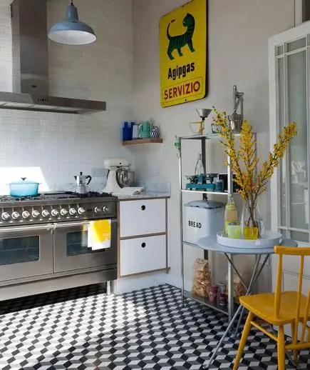 decoratiuni interioare pentru bucatarii Kitchen decoration ideas 17