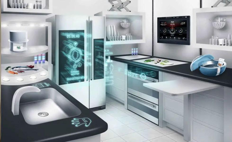 electrocasnice care pareau SF sunt acum realitate