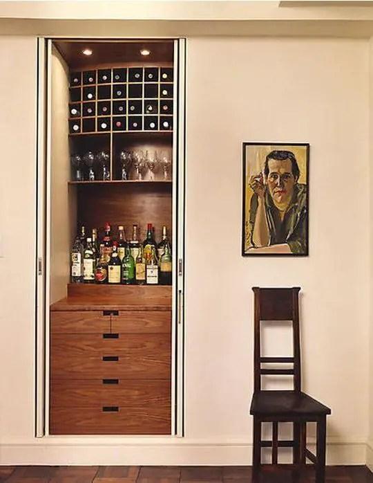 modele de baruri pentru living Stylish home bar ideas 11