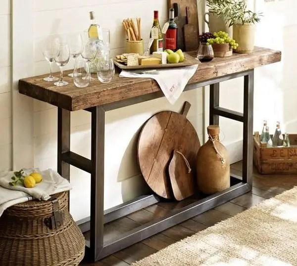 modele de baruri pentru living Stylish home bar ideas 2