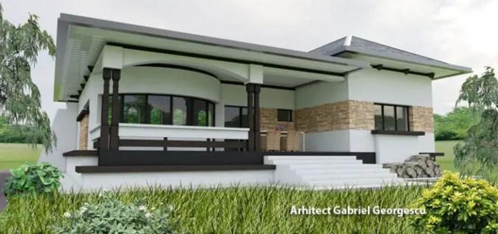 proiecte de case cu arcade arched house plans 2