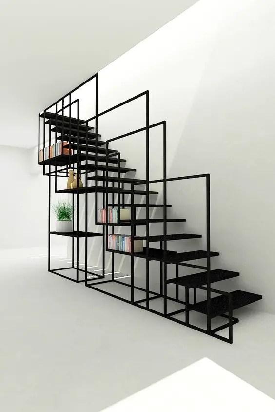 scari intrioare pentru case Interior staircase design ideas 19