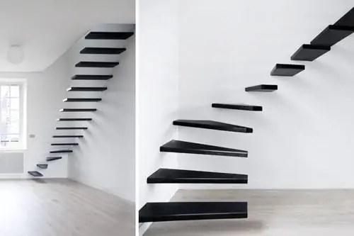 scari intrioare pentru case Interior staircase design ideas 9