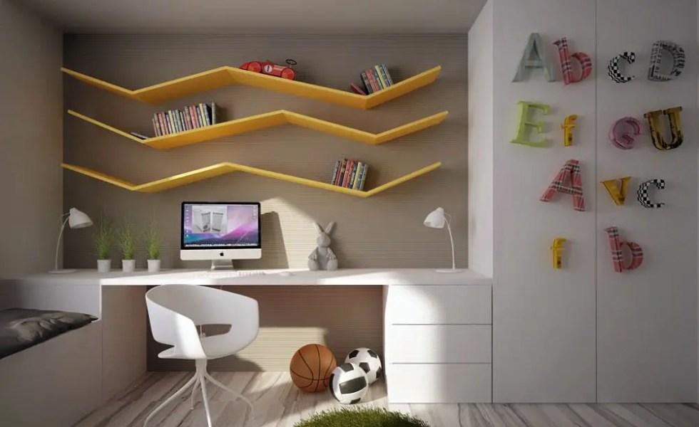 Birouri pentru camere de tineret si copii frumoase