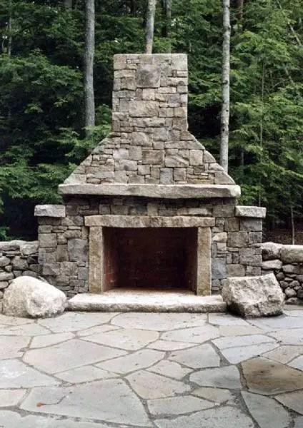Cuptoare de gradina din piatra outdoor stone ovens 12