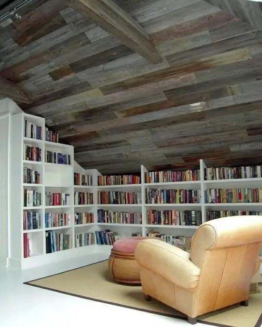 amenajarea unei mansarde mici small attic room design ideas 11