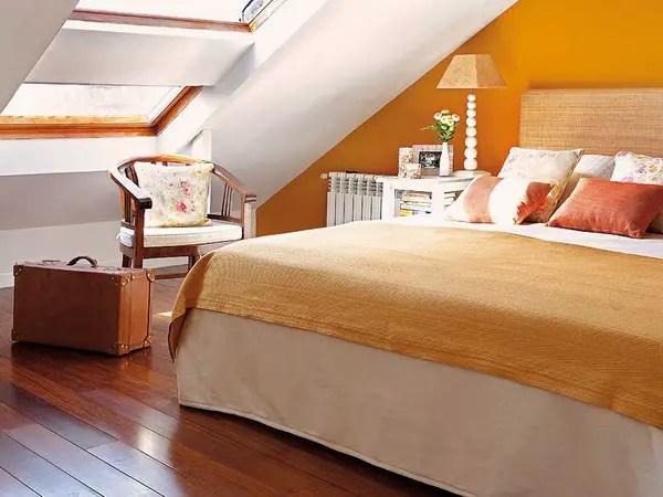 amenajarea unei mansarde mici small attic room design ideas 9