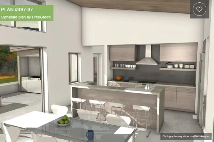 case fara etaj cu patru dormitoare Single story 4 bedroom house plans 6
