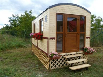 case mobile din lemn Wooden mobile homes 5