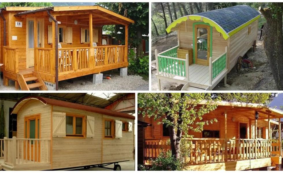 casele mobile din Romania