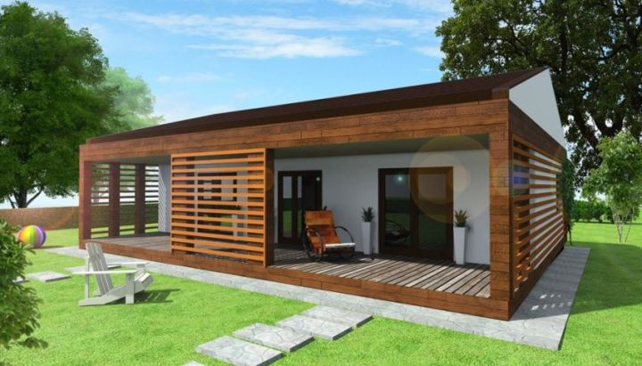 case pe structura usoara Light frame house plans 6