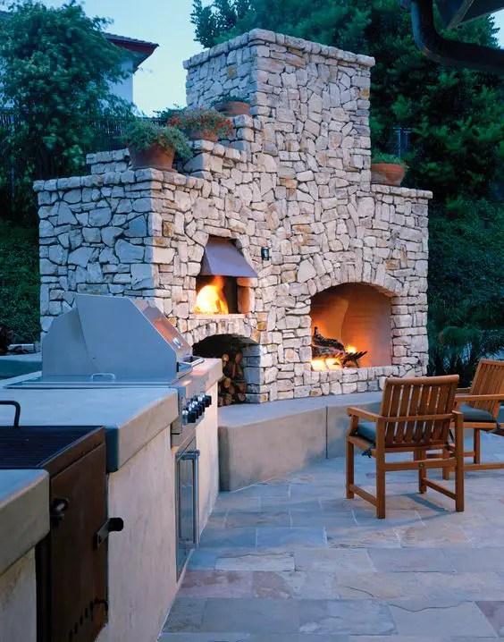 cuptoare de gradina din caramida outdoor brick ovens 11