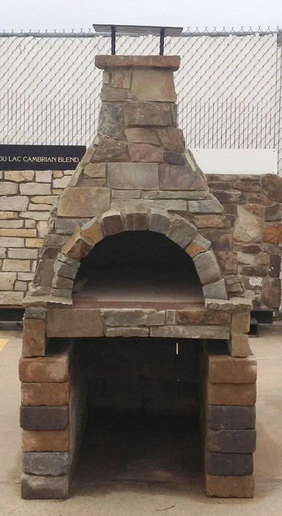 cuptoare de gradina din caramida outdoor brick ovens 13