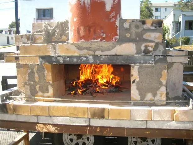 cuptoare de gradina din caramida outdoor brick ovens 2
