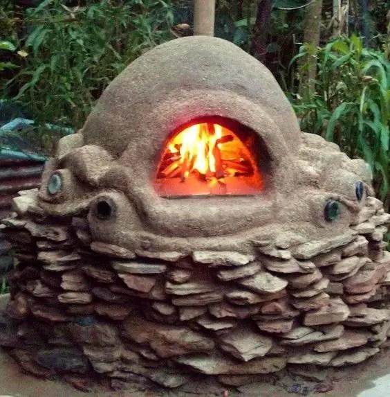 cuptoare de gradina din caramida outdoor brick ovens 5