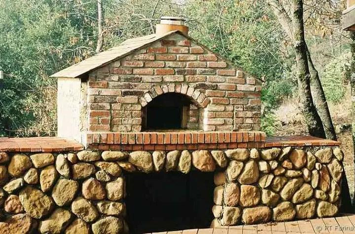 cuptoare de gradina din caramida outdoor brick ovens 6