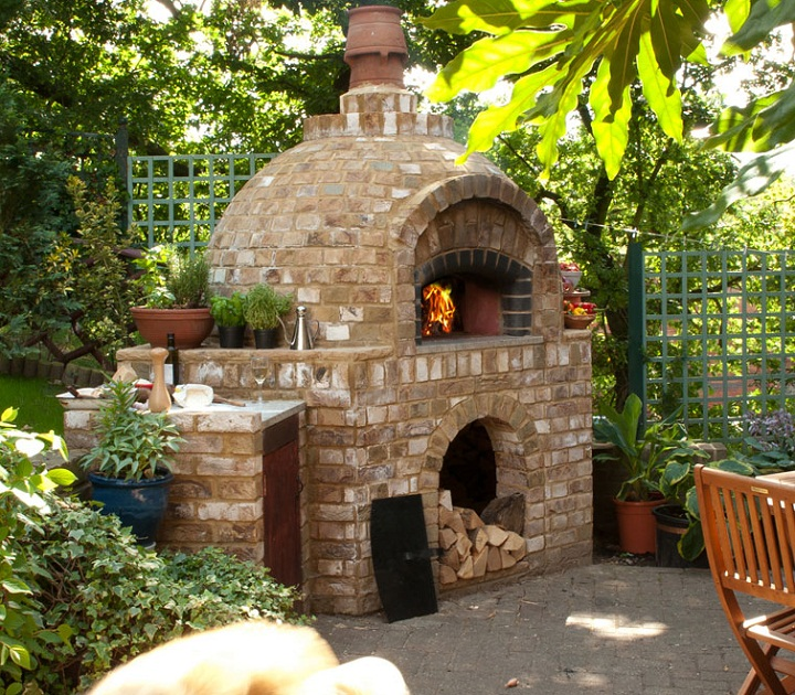 cuptoare de gradina din caramida outdoor brick ovens 7