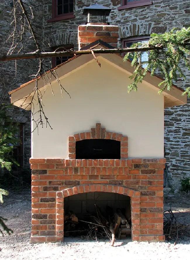 cuptoare de gradina din caramida outdoor brick ovens 9