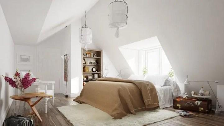 dormitoare scandinave Scandinavian bedrooms 8