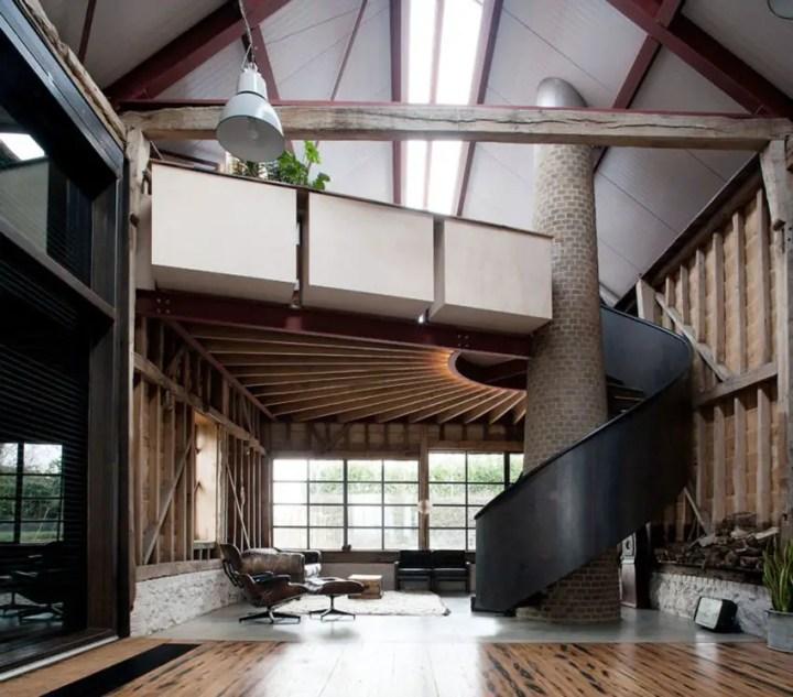 hambarul contemporan The contemporary barn 2