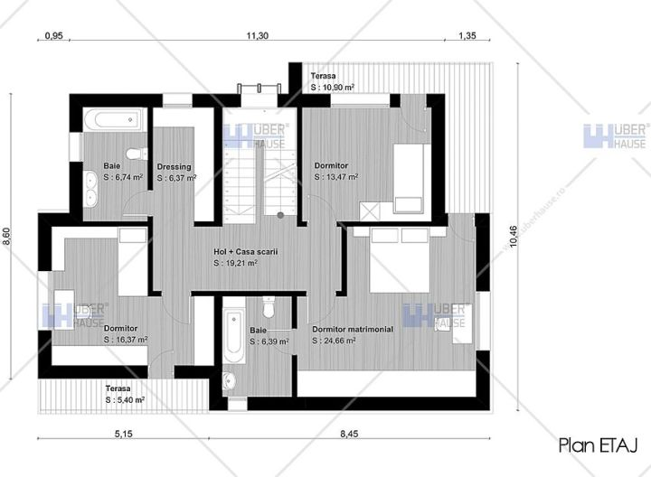 modele de case moderne modern house design ideas 10