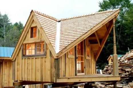 Case construite din paleti - alte proiecte, de la mic la mare