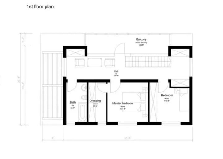 case din panouri din lemn wood panel house plans 10
