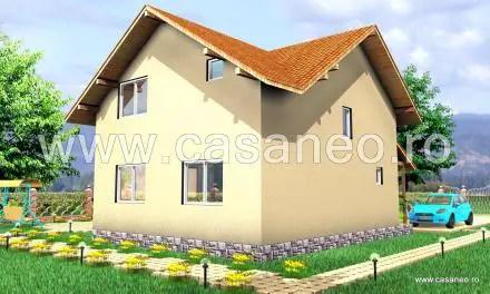 case din panouri termoizolante Sandwich panel homes 18