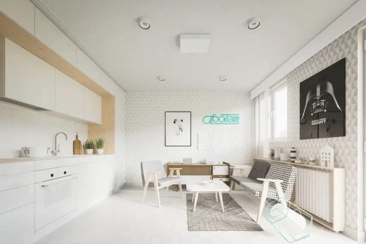 cum amenajam un apartament sub 50 de metri patrati home designs for apartments under 50 square meters 1