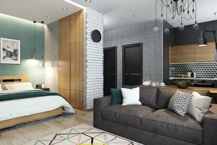 cum amenajam un apartament sub 50 de metri patrati home designs for apartments under 50 square meters 6
